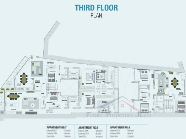 J8858 Satariano Gharghur Number 80 spreads.pdf with one bedroom-15 (1)