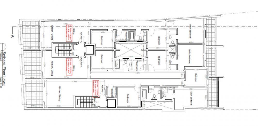 REGENT PLACE - SLIEMA - Penthouses