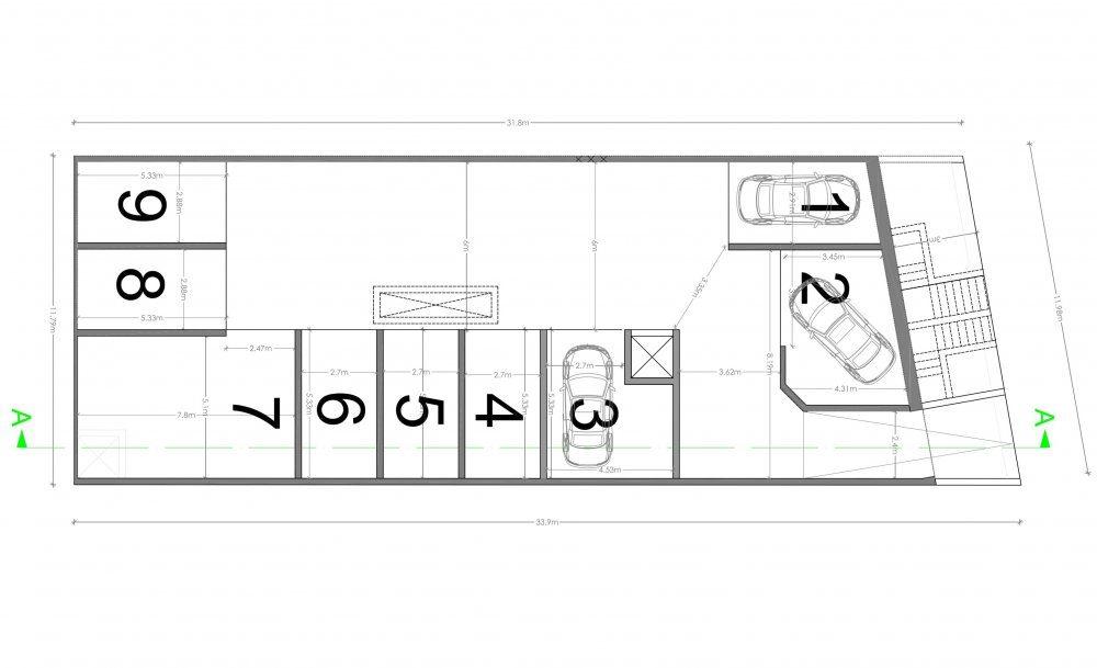 01 - Basement Plan- Triq Lapsi-1