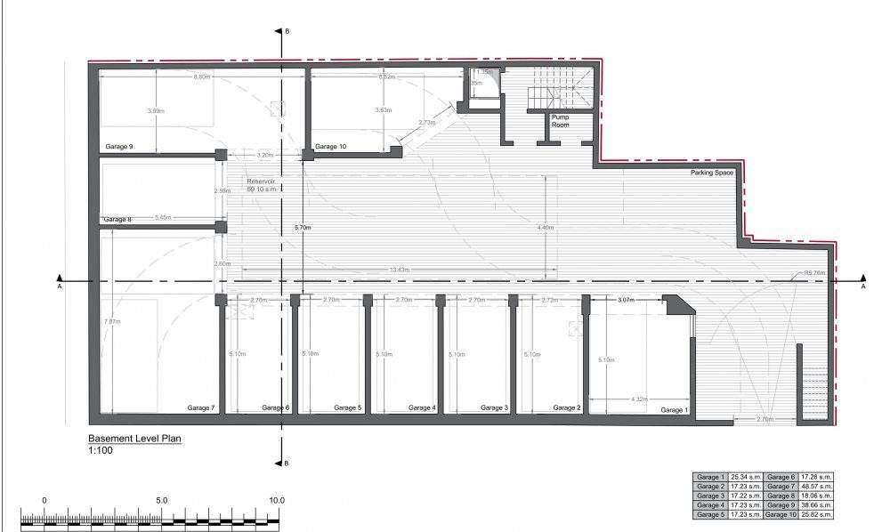 07_Proposed Basement Level-1