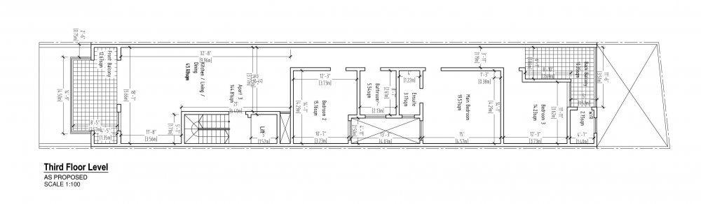 Osterley - Third Floor