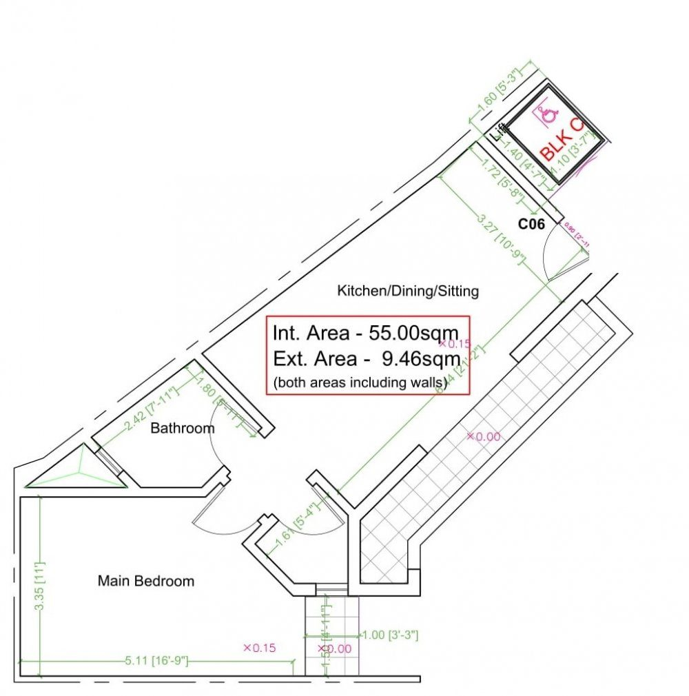 03-Second Floor Level-C6