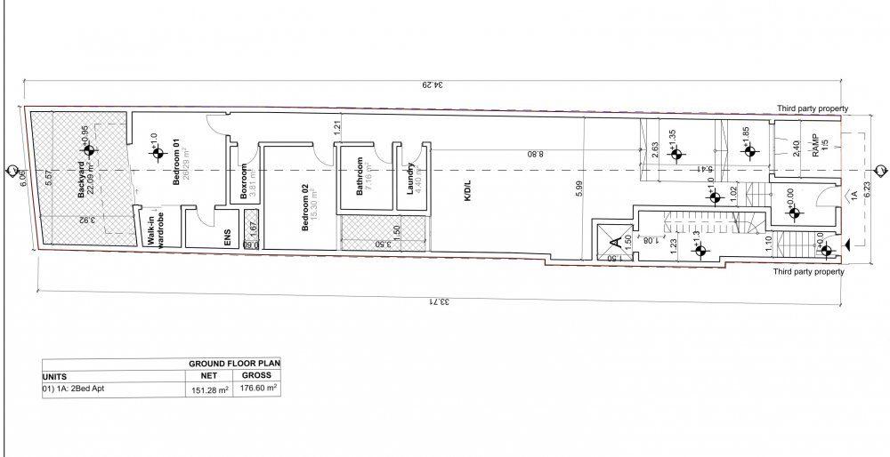 D002-01 Proposed Ground Floor Plan-1