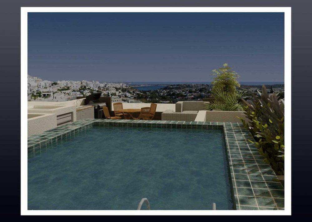 Horizon Luxury Residence Mellieha Low Resolution Artist Impression (15)