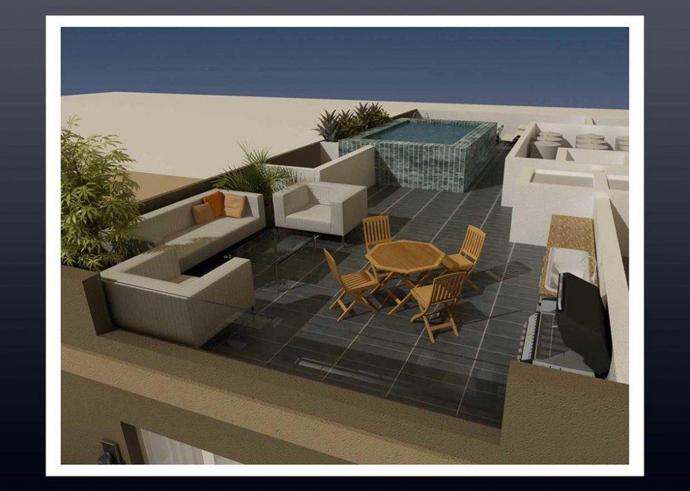 Horizon Luxury Residence Mellieha Low Resolution Artist Impression (16)