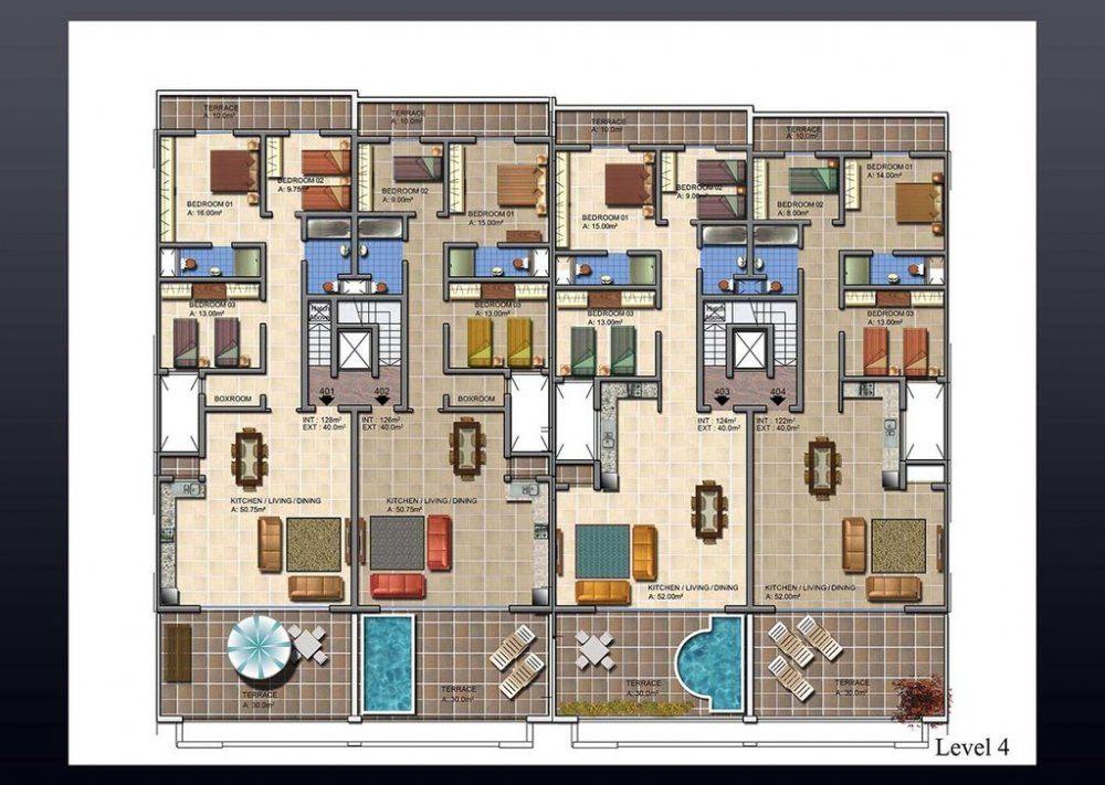Horizon Luxury Residence Mellieha Low Resolution Artist Impression (37)