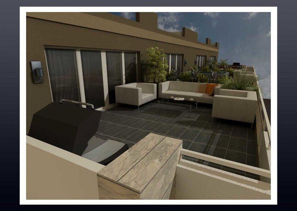 Horizon Luxury Residence Mellieha Low Resolution Artist Impression (9)