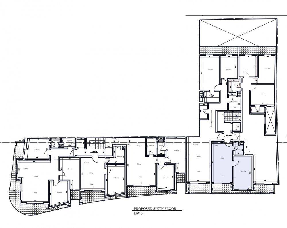Sixth Floor- No32