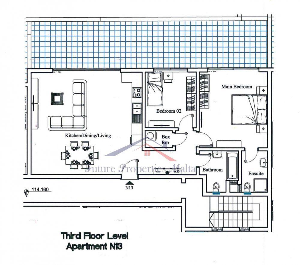 Third Floor - N13