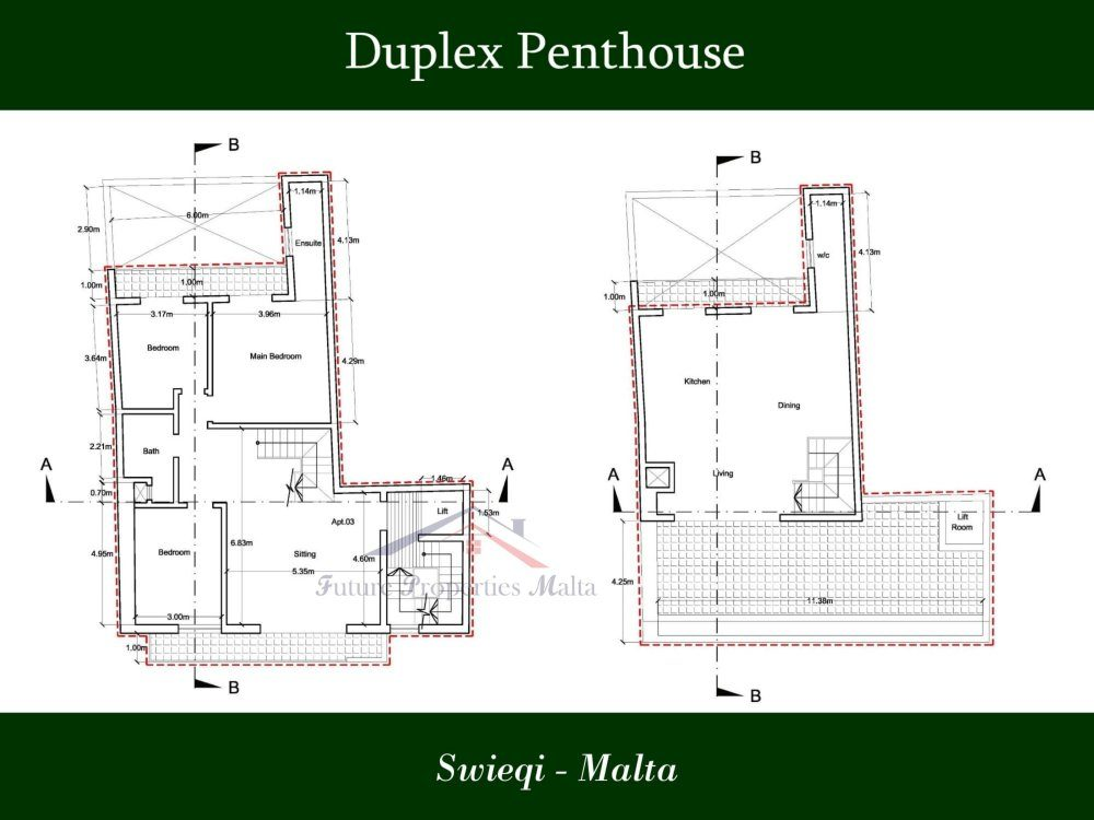 East Residences - Duplex Penthouse