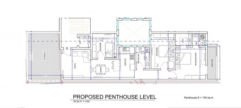 Penthouse No.8
