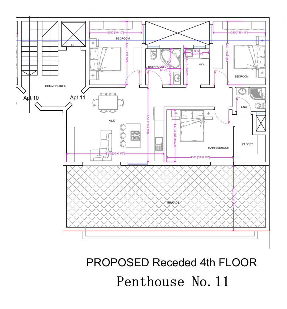 Penthouse no.11