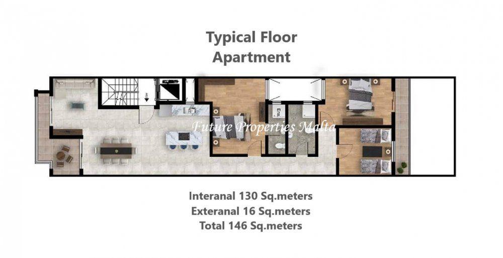 Apartment 1 & 2