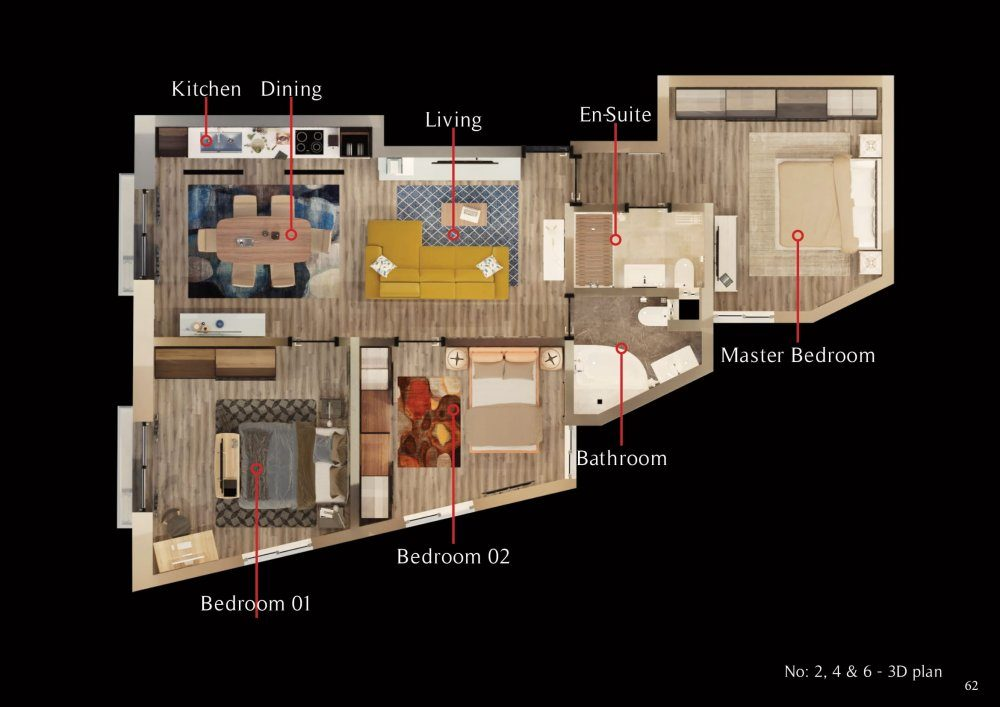 Aria Apartments - Rabat 4email-63
