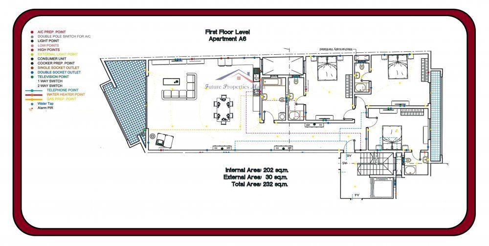 First Floor A6