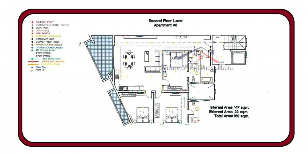 Second Floor A8