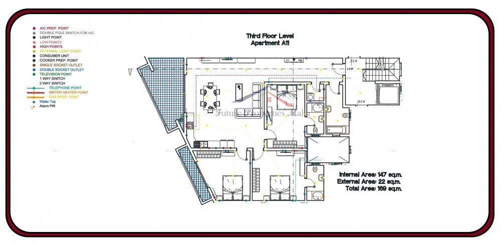 Third Floor A11