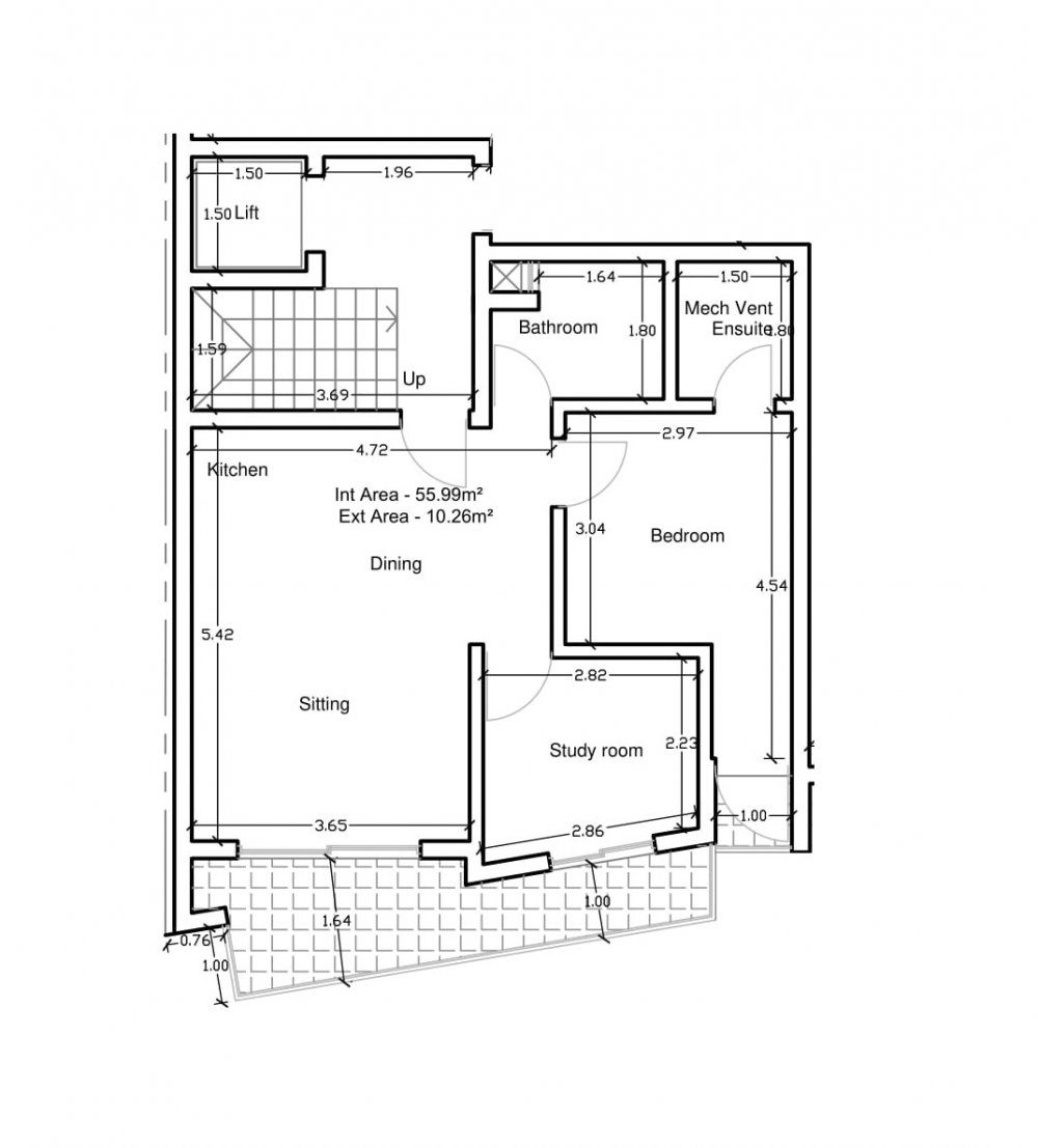 proposed third and forth floor-1