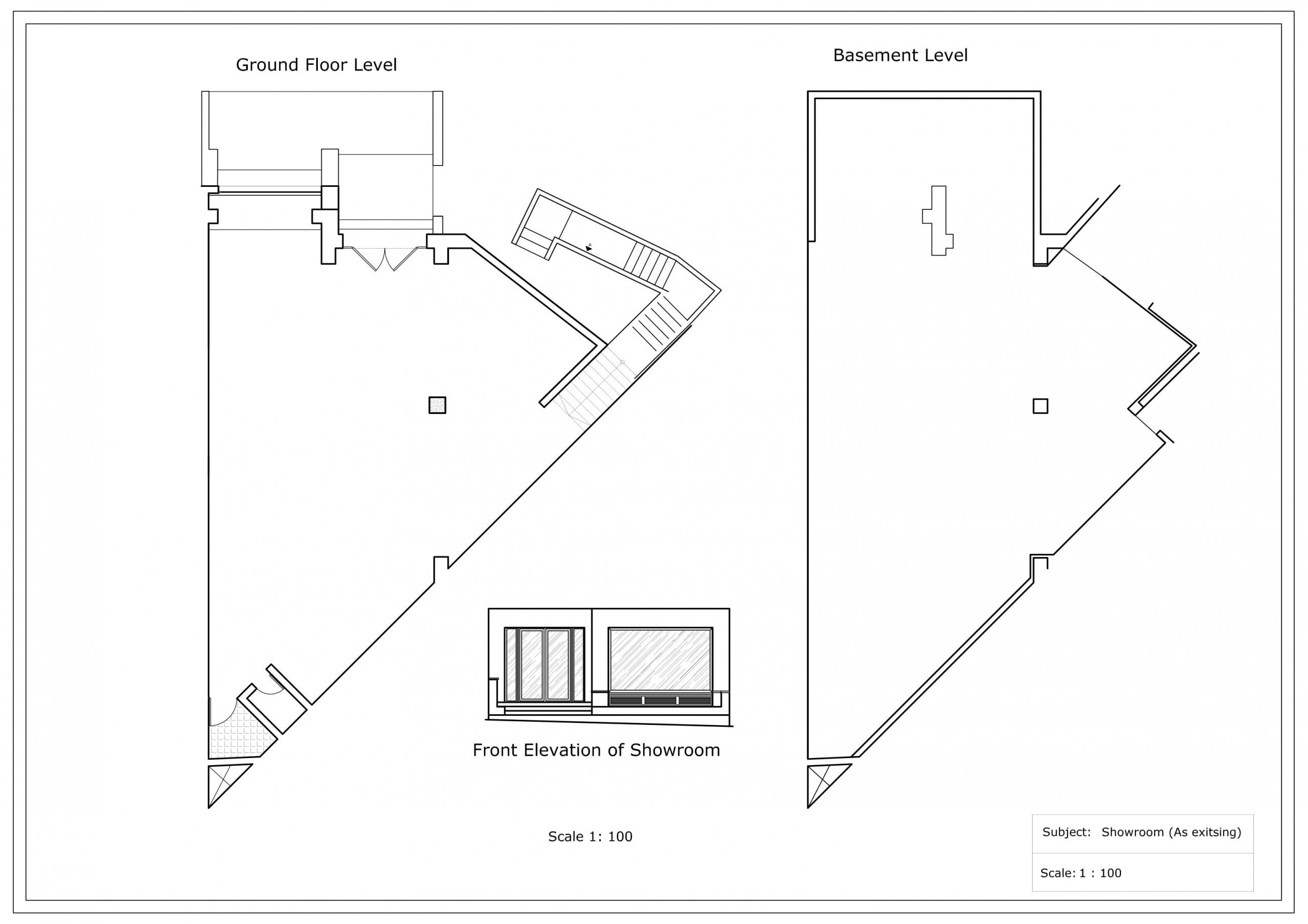 commercial property b'kara bypass unit 2-1