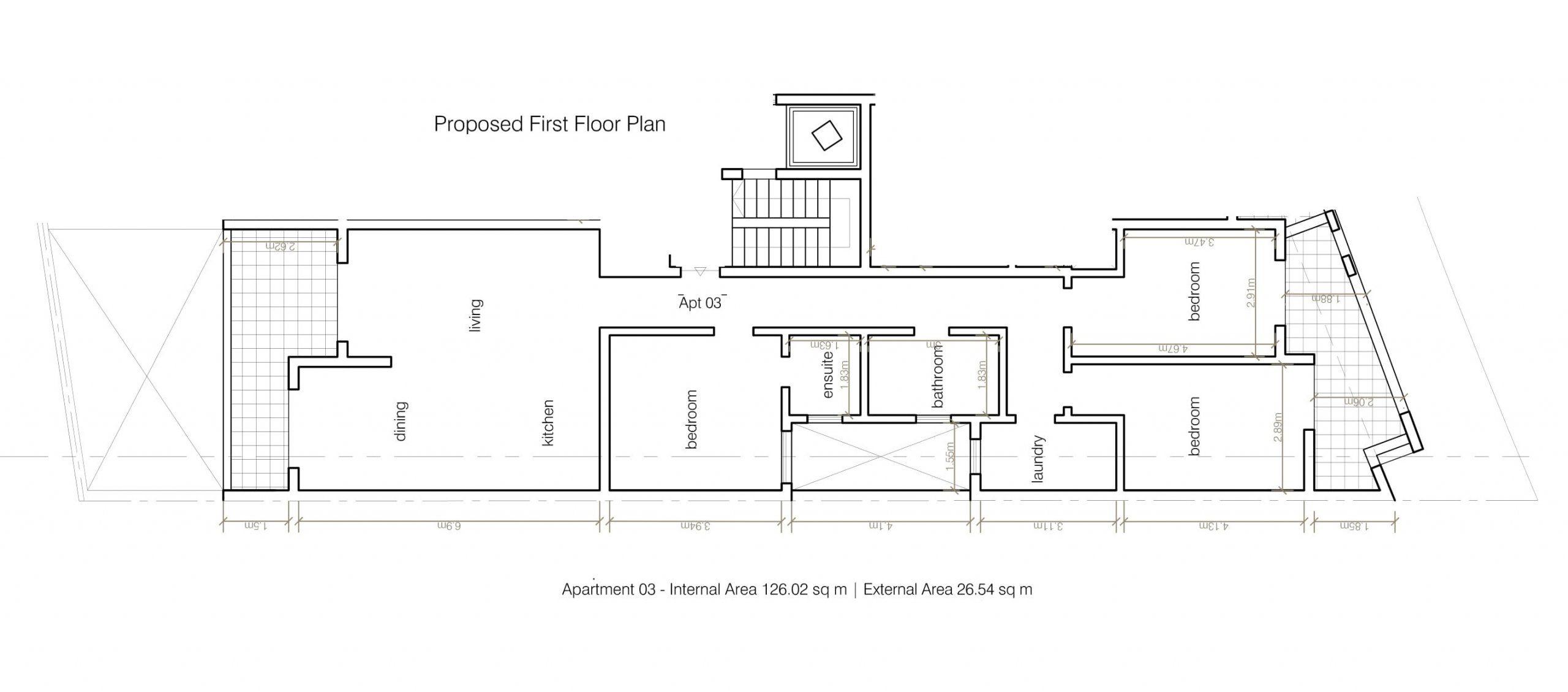 First Floor No.3