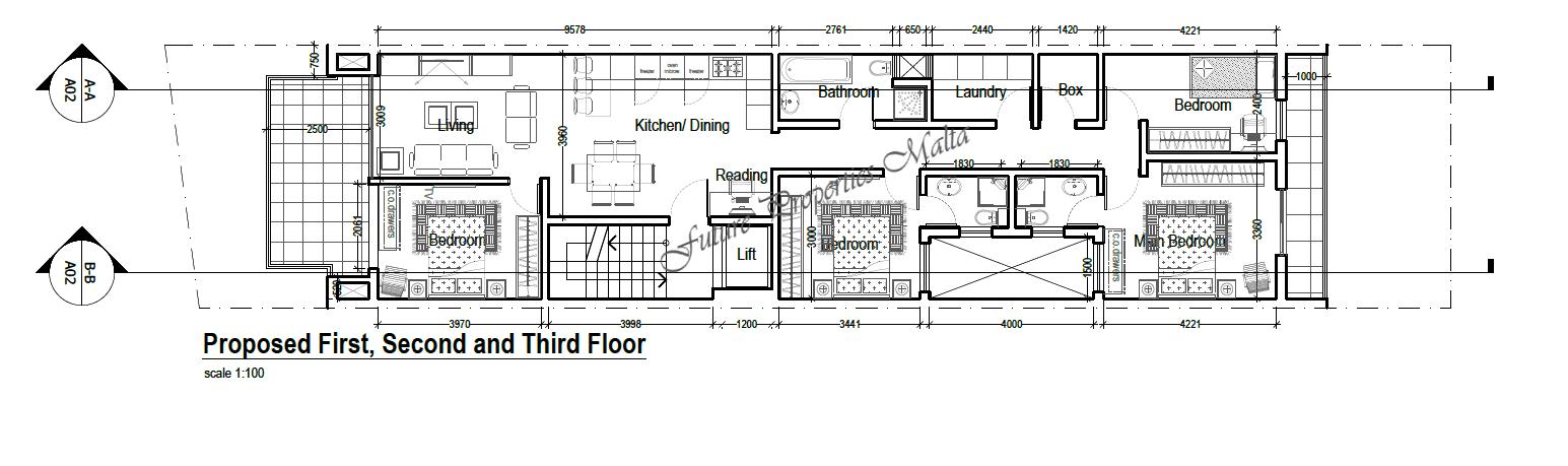 Typical floor 0