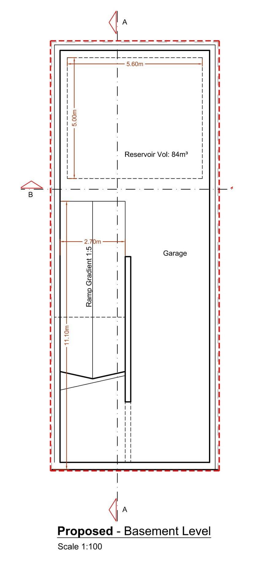 Basment Garage