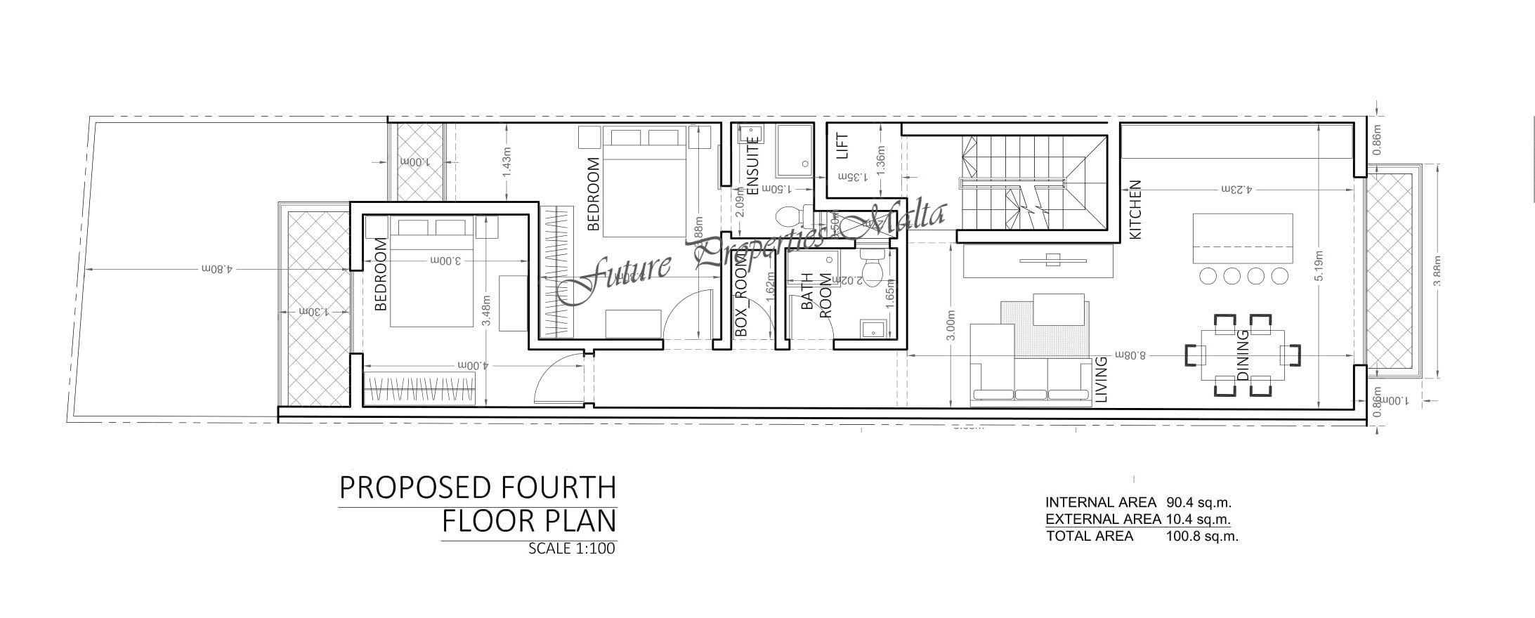 4th.5th.Roof Floor Plans-1
