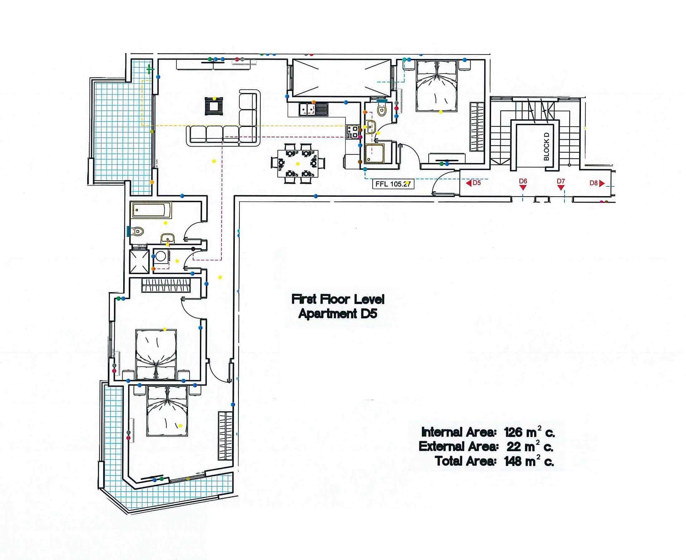 Block D - First Floor D5