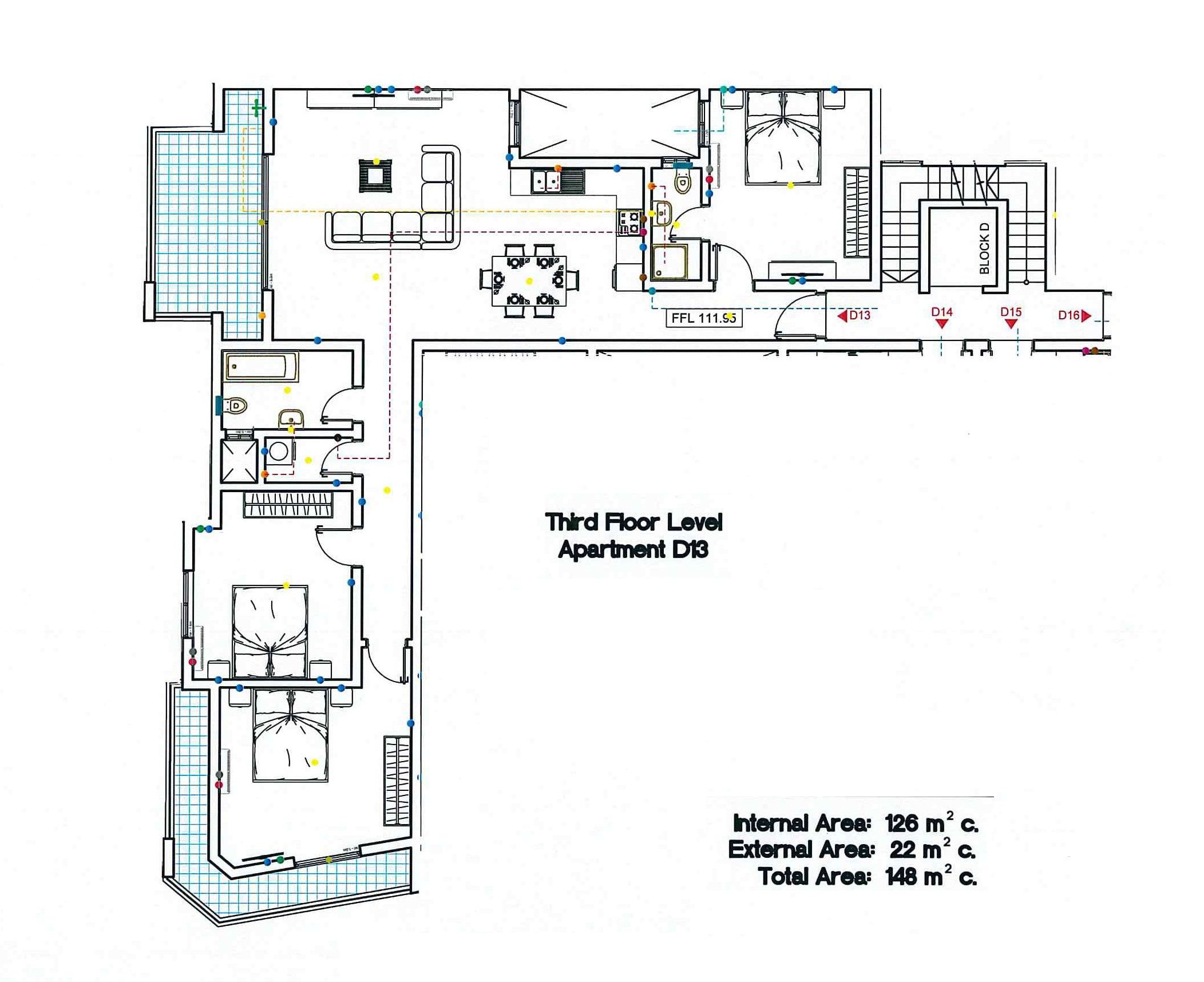 Block D - Third Floor D13