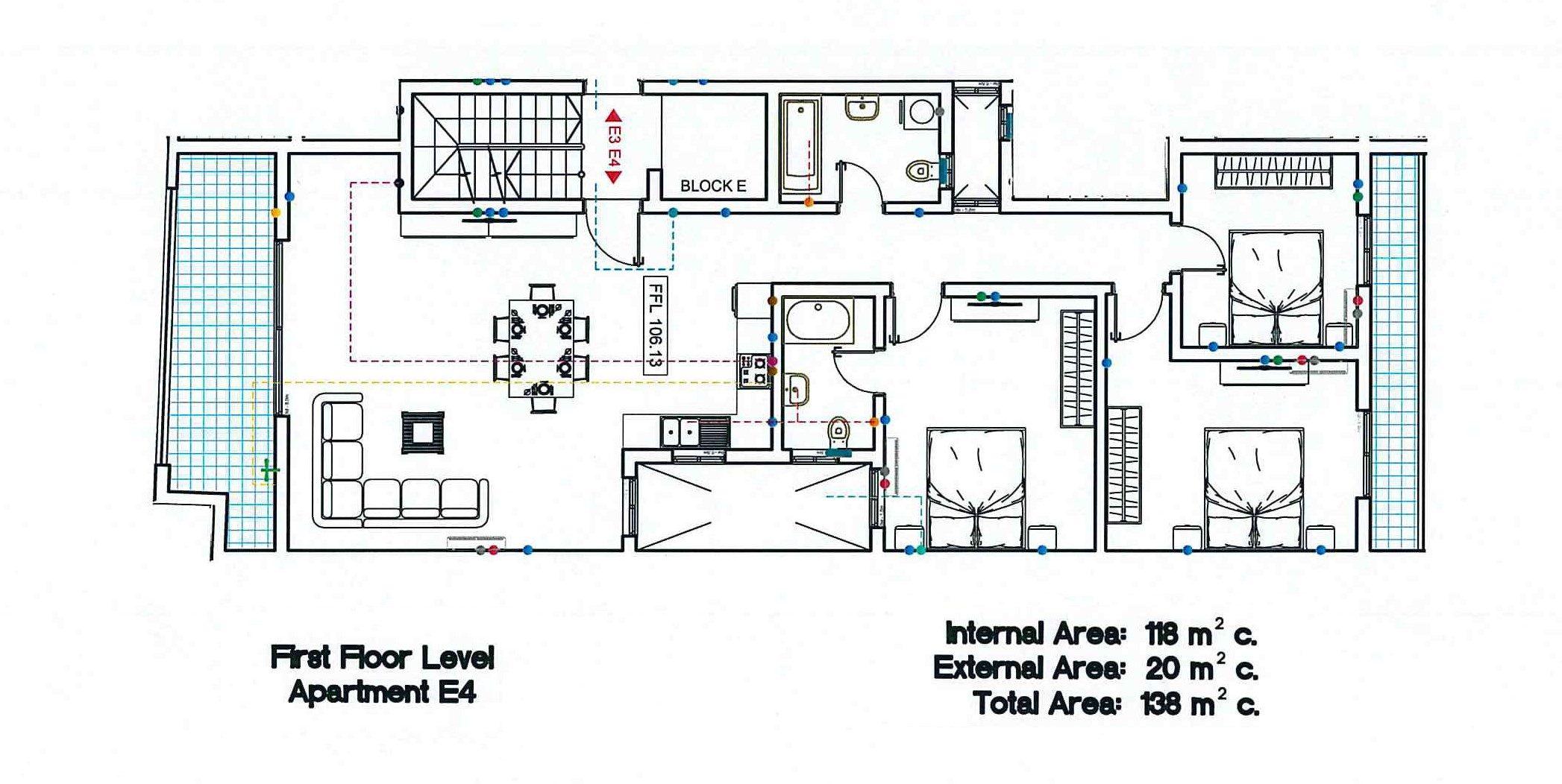 Block E - First Floor E4
