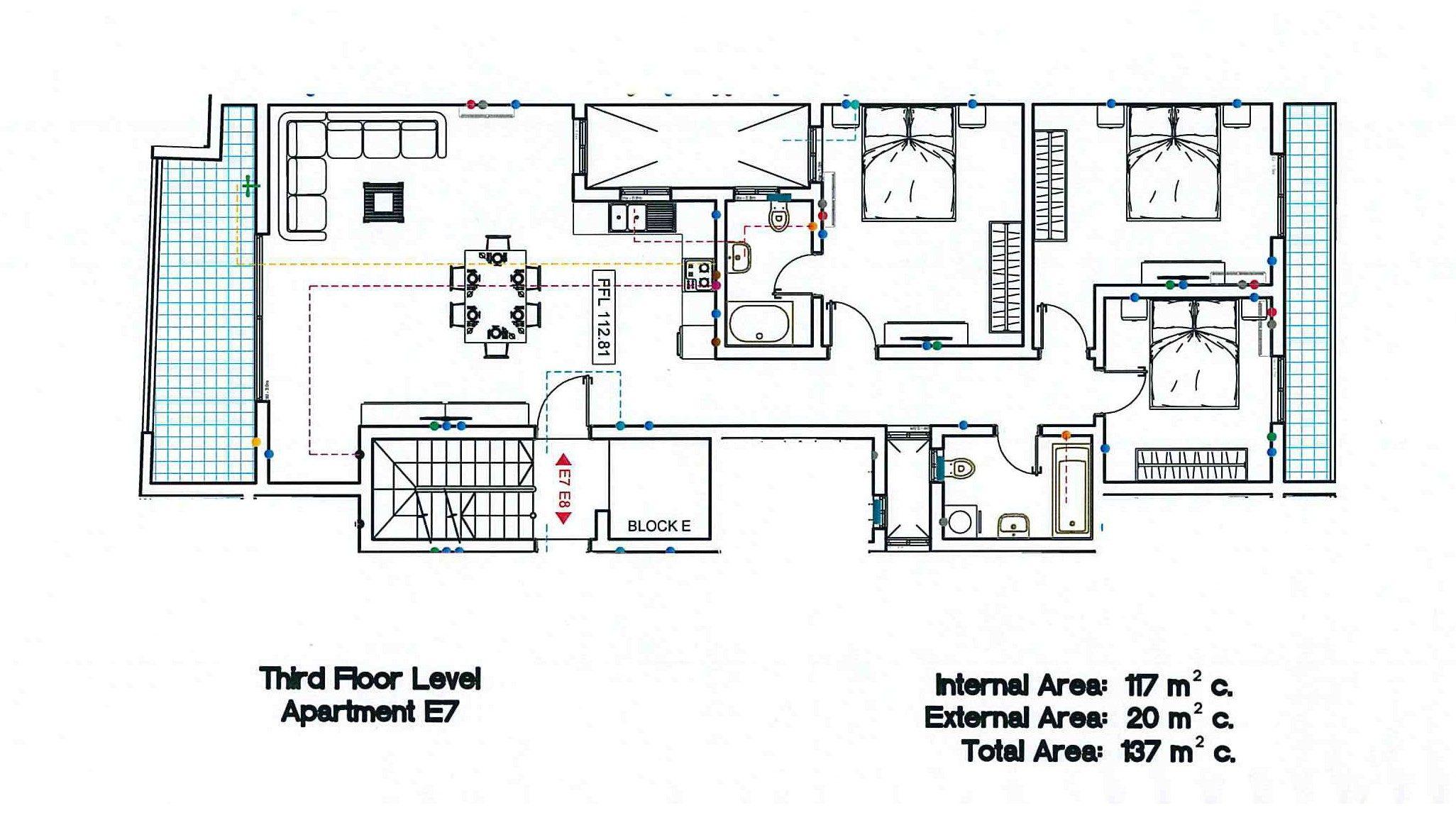 Block E - Third Floor E7