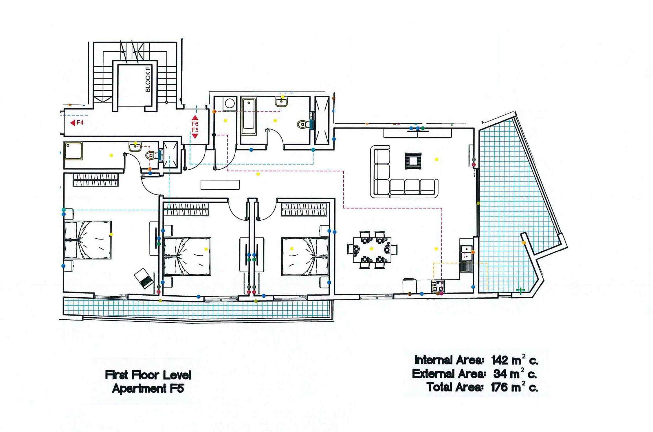 Block F - First Floor F5