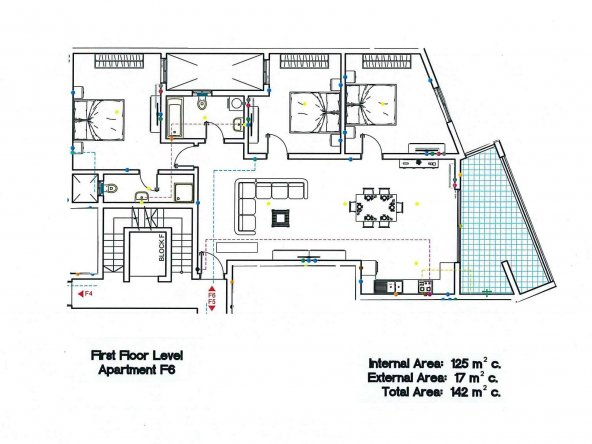 Block F - First Floor F6