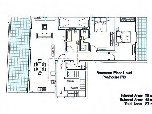 Block F - Penthouse F13