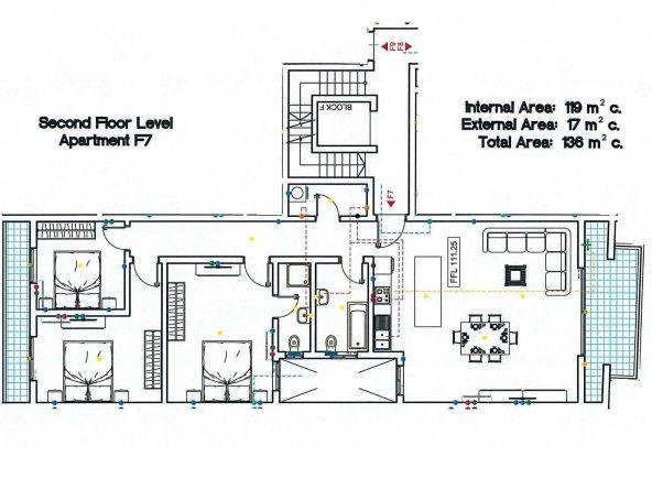 Block F - Second Floor F7
