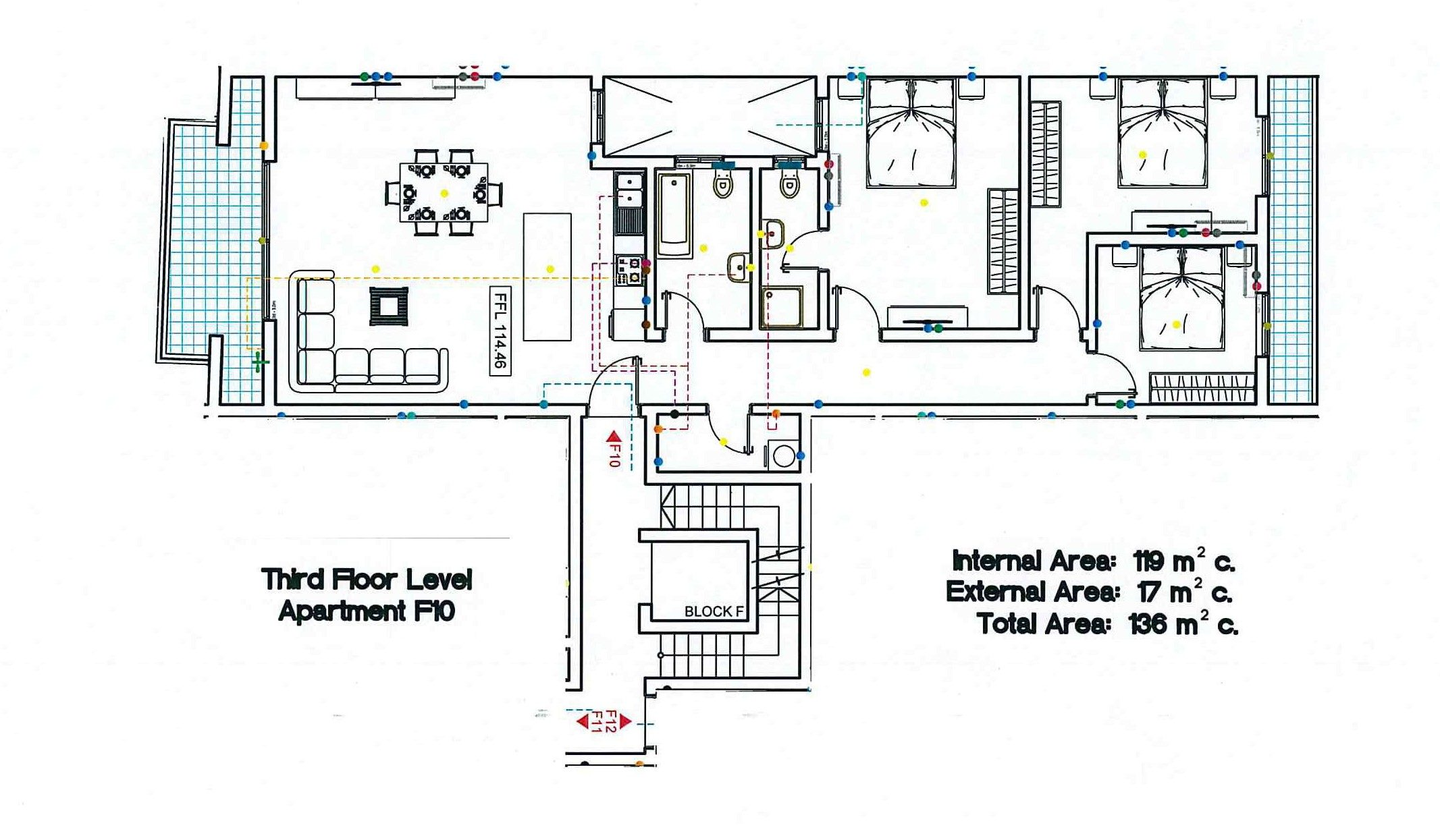 Block F - Third Floor F10