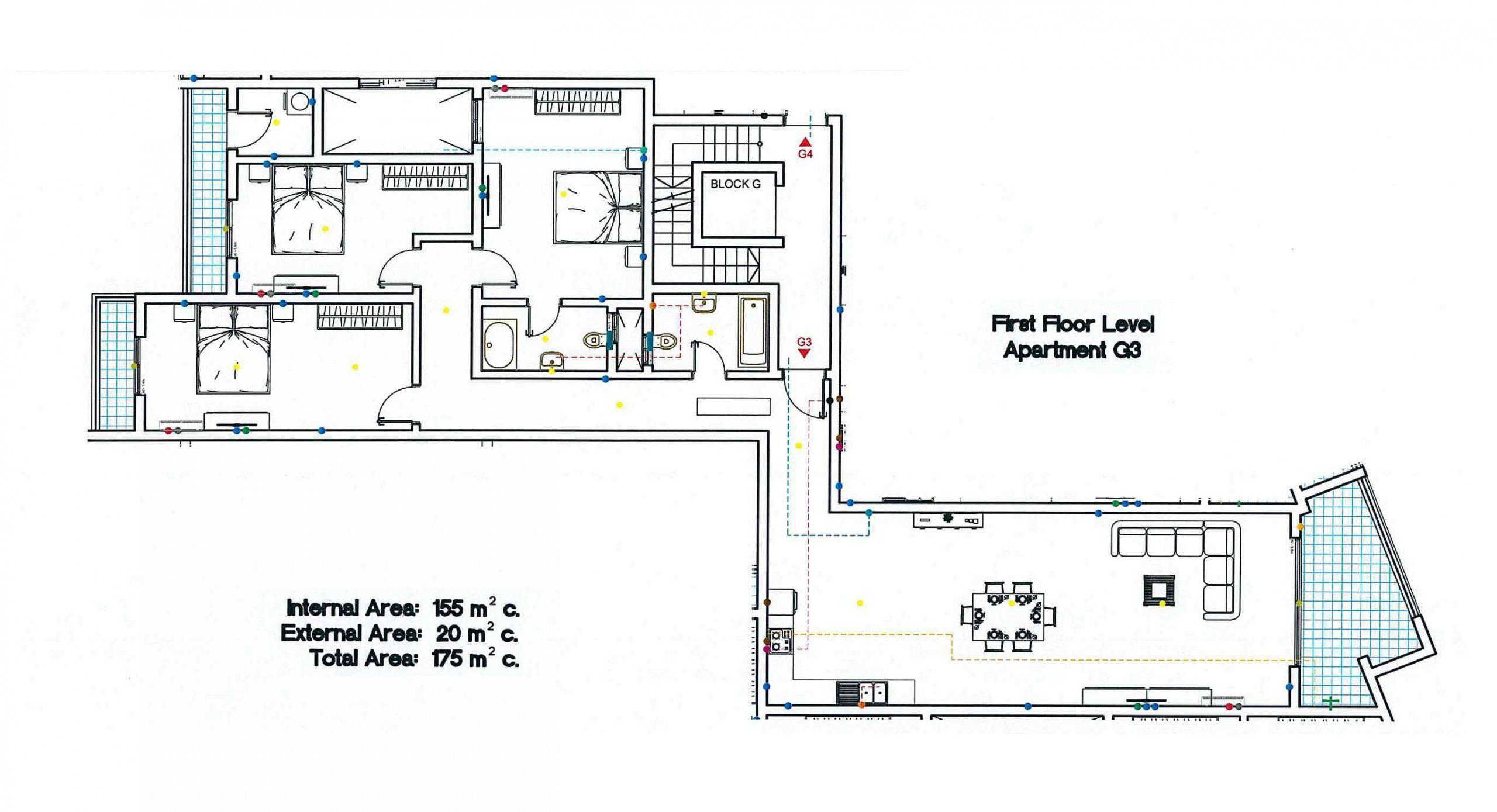 Block G - First Floor G3