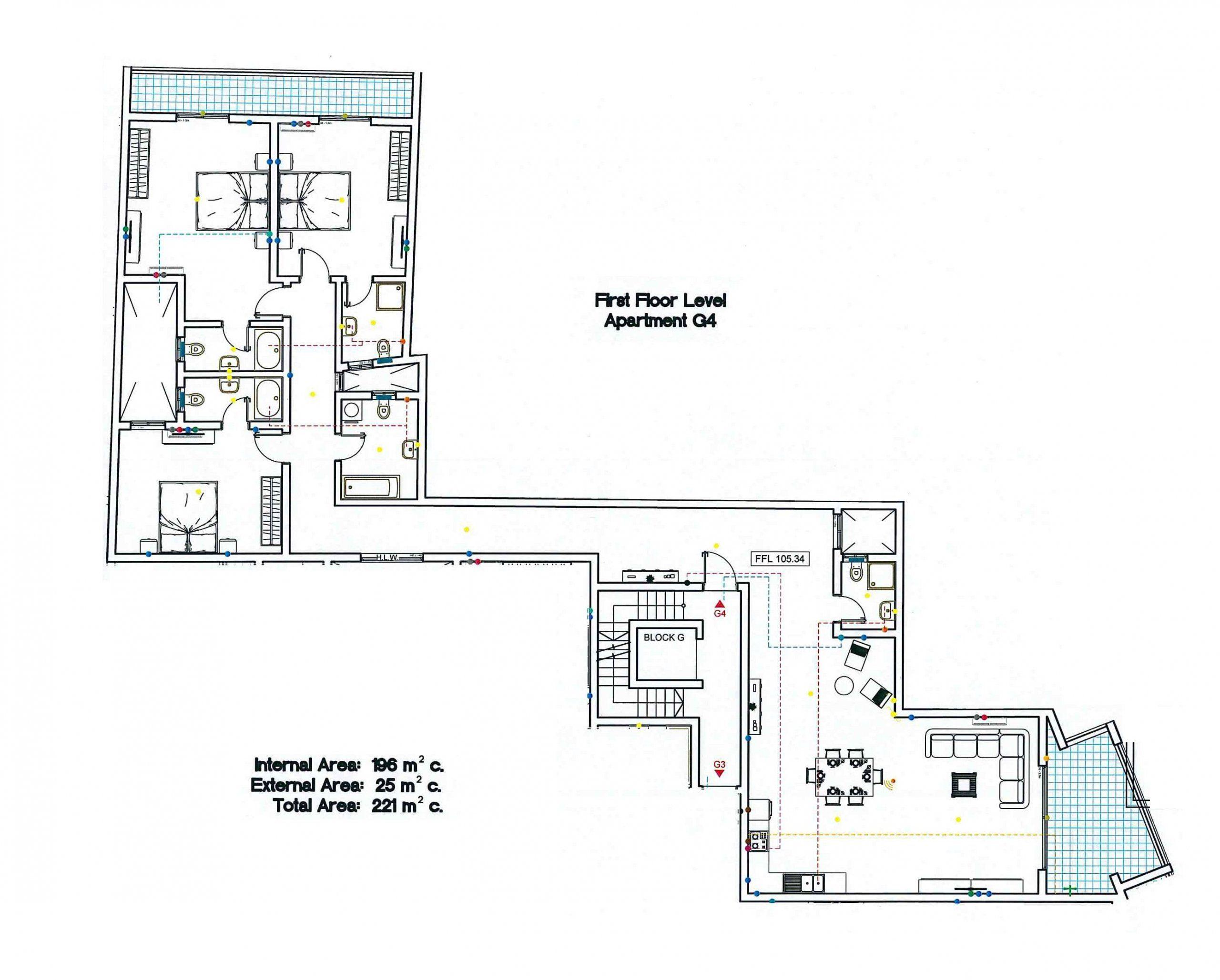 Block G - First Floor G4