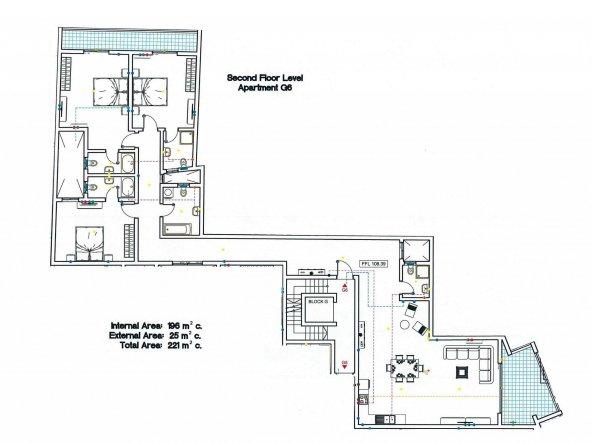 Block G - Second Floor G6