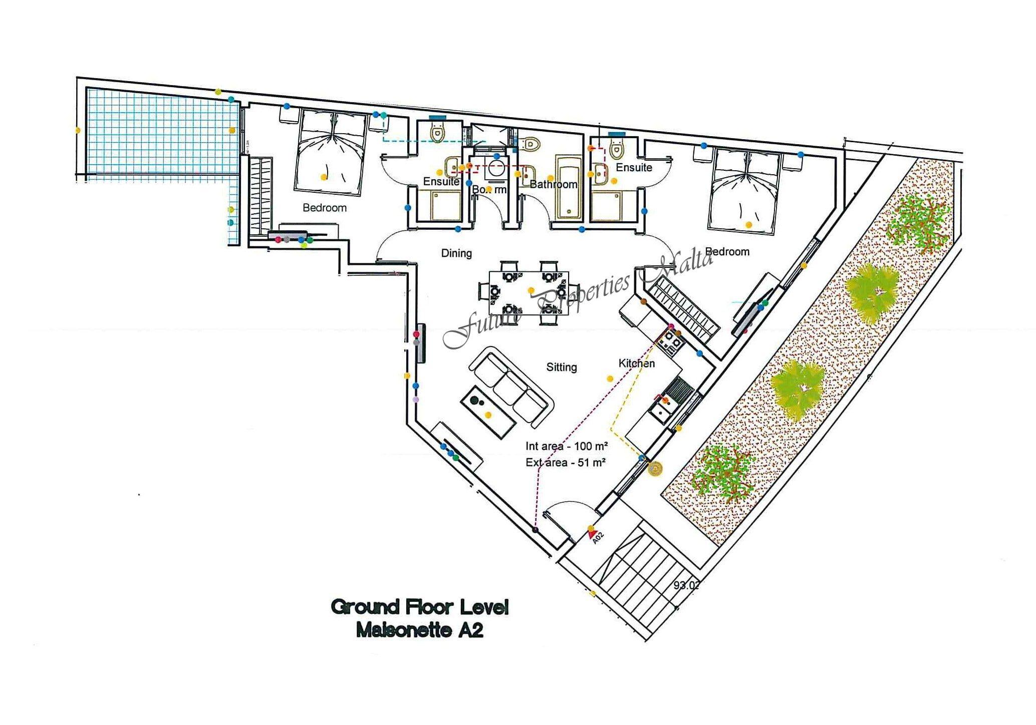 Ground Floor No. 2