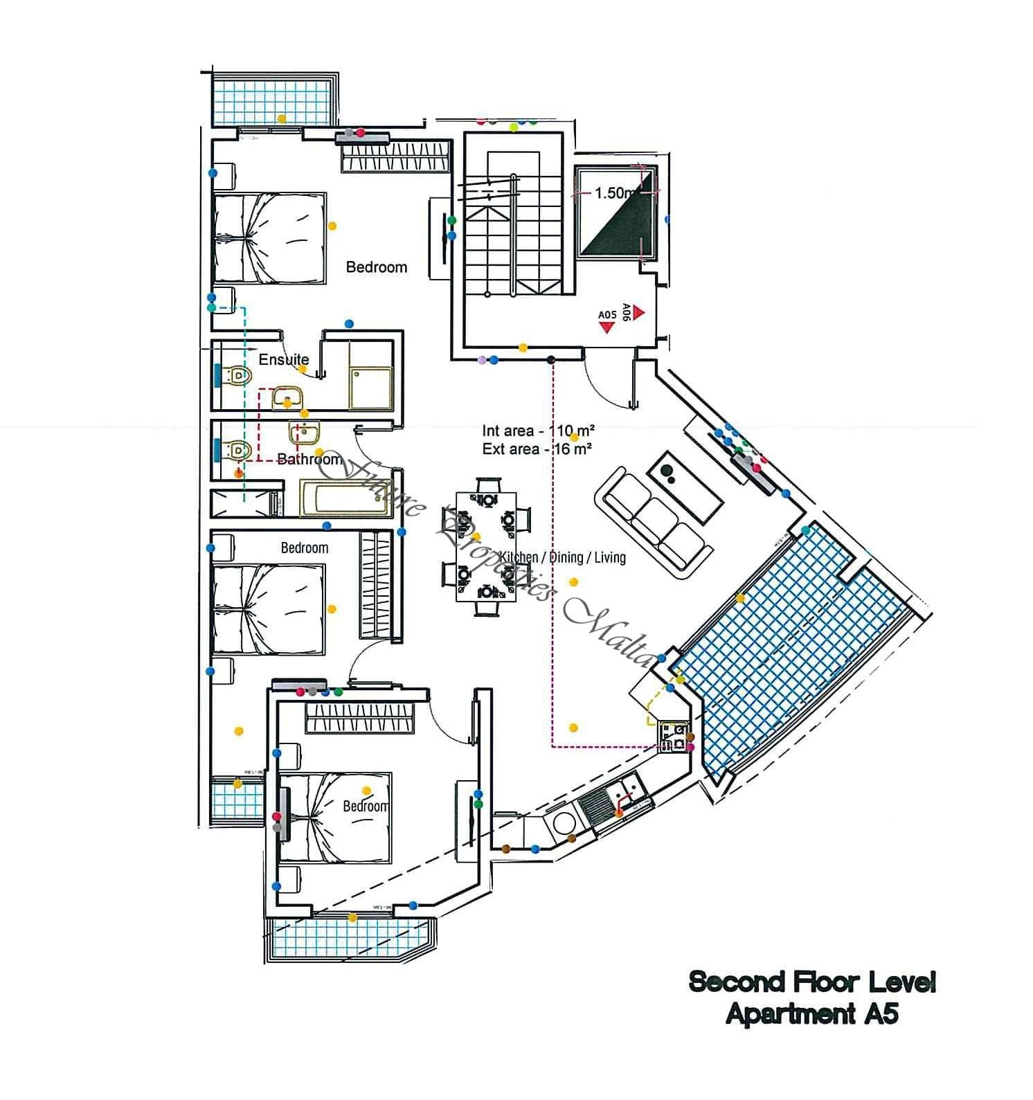Second Floor A5