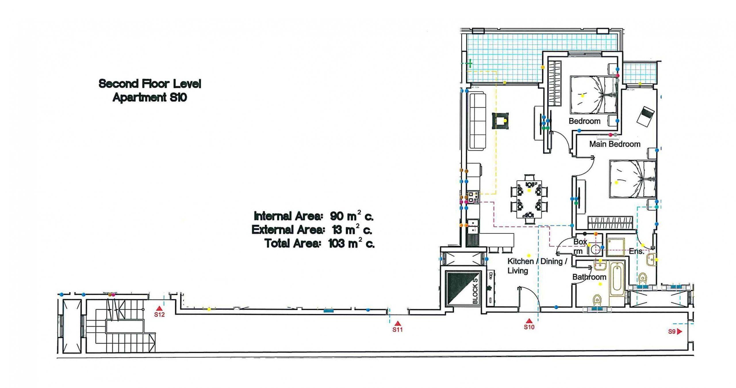 S10 Second Floor