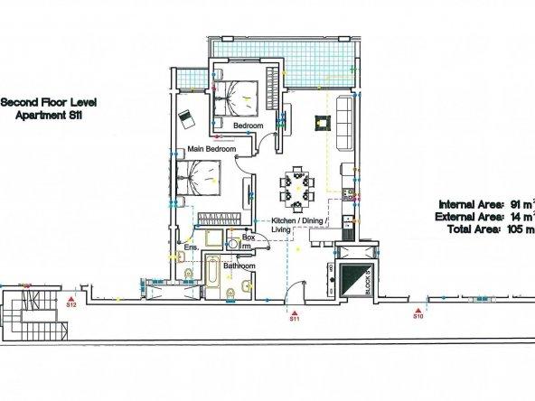 S11 Second Floor