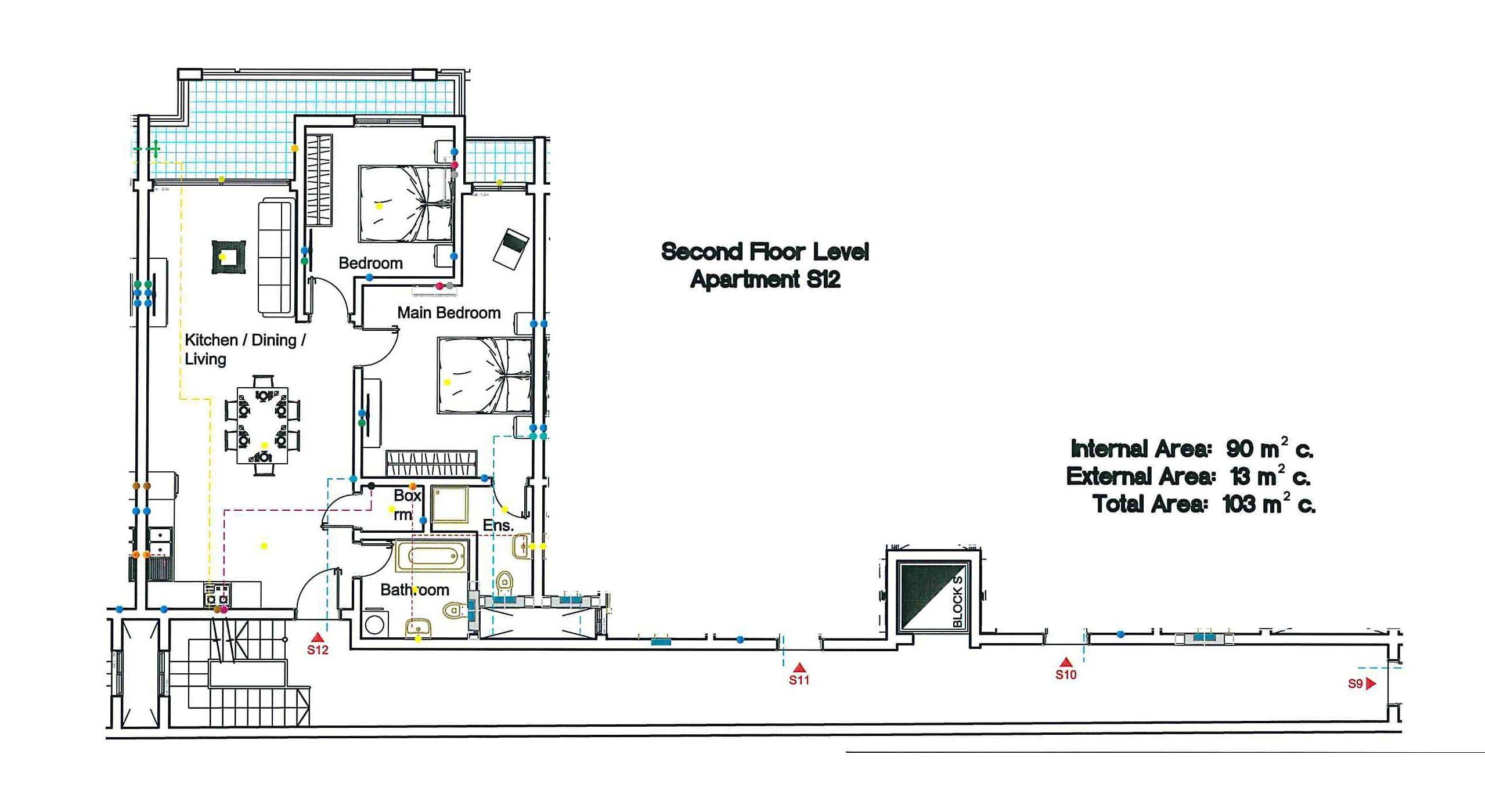 S12 Second Floor