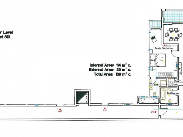 S13 Third Floor