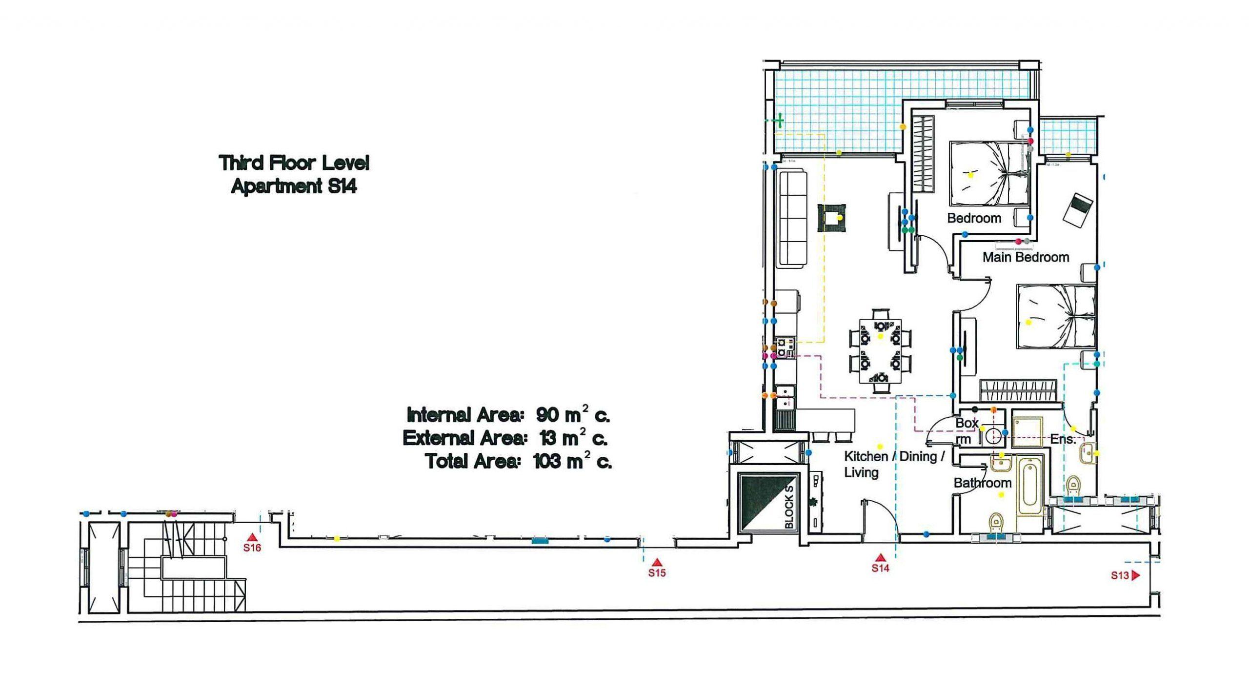 S14 Third Floor
