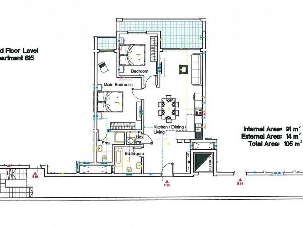 S15 Third Floor