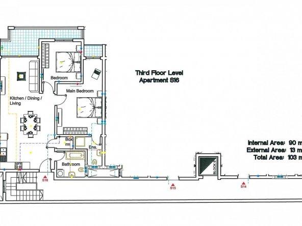 S16 Third Floor