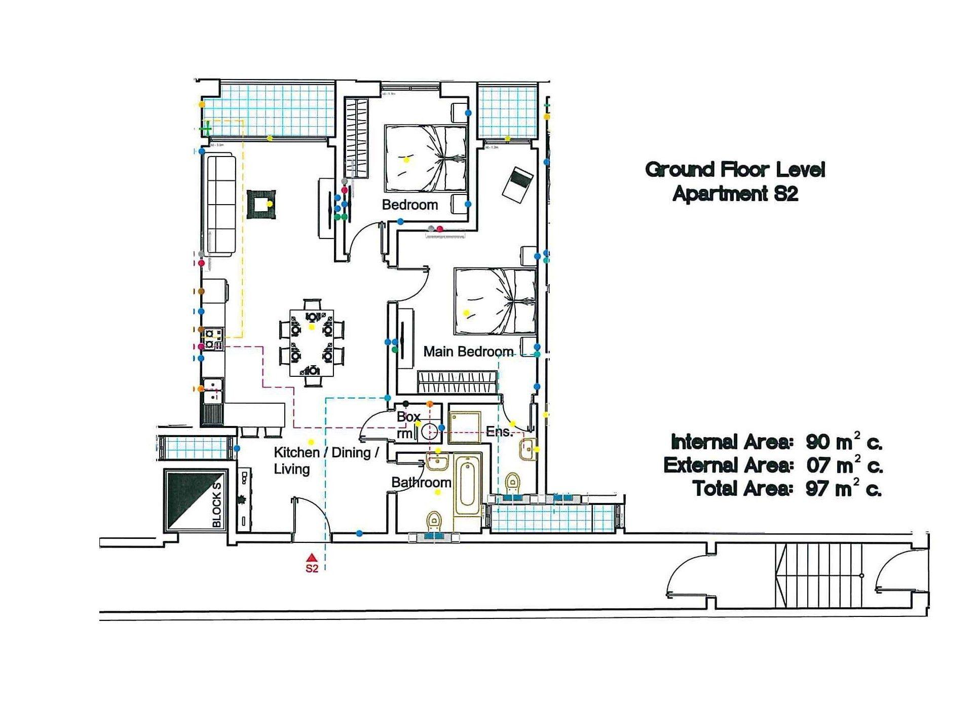 S2 Ground Floor
