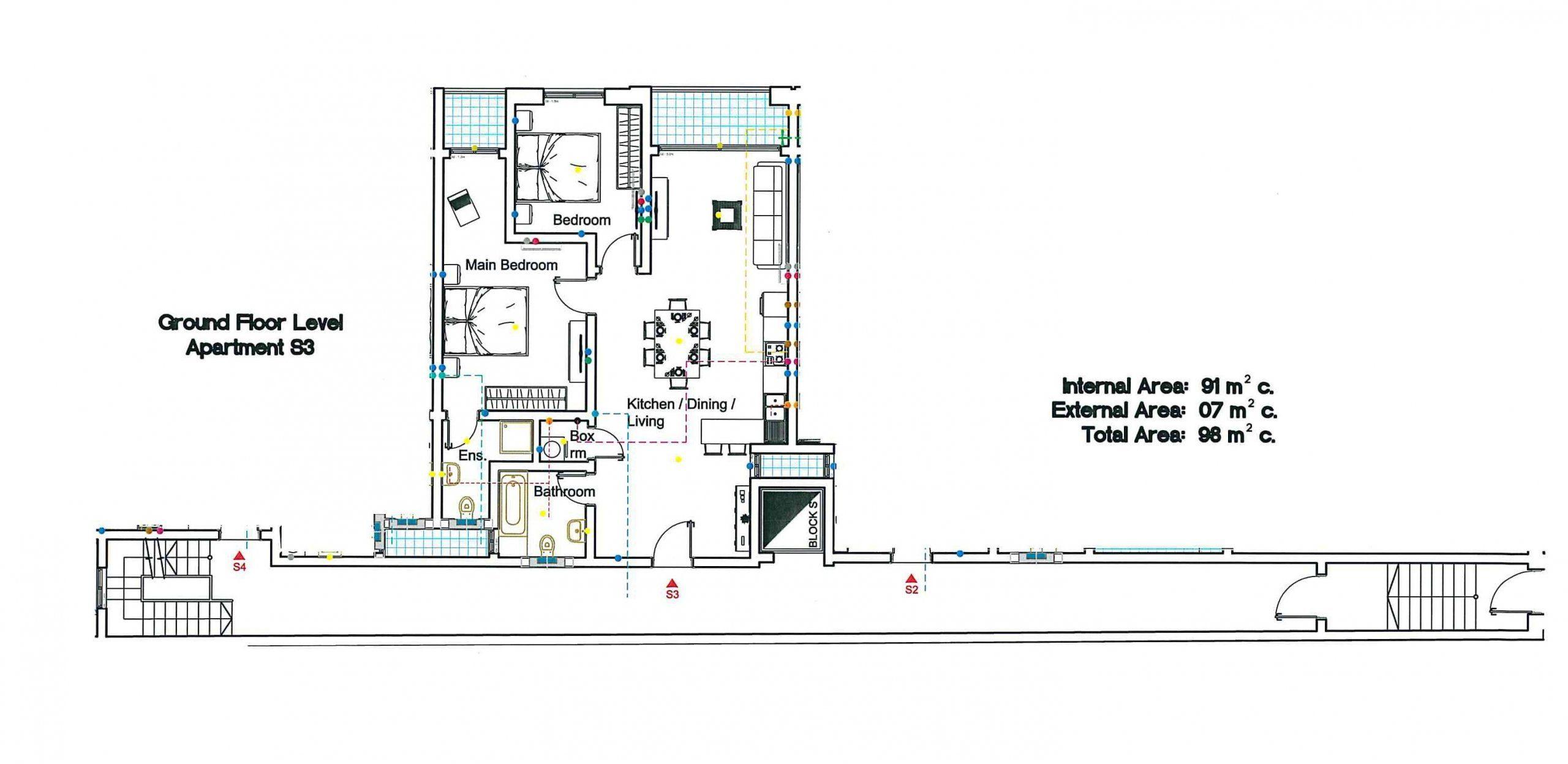 S3 Ground Floor